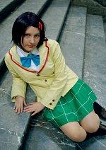 Cosplay-Cover: Haruna Sairenji