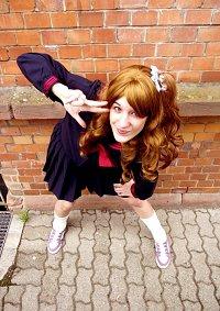Cosplay-Cover: Dance - Kumi Yagami (Majisuka Gakuen)