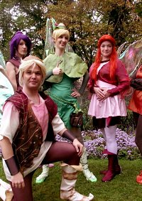 Cosplay-Cover: Fawn  ( Tinkerbell 2 )