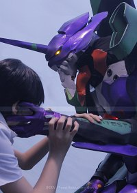 Cosplay-Cover: Evangelion Einheit-01