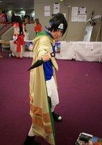 Cosplay-Cover: Sasuke Uchiha naruto movie 1