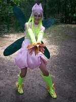 Cosplay-Cover: Lillymon