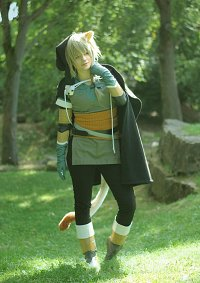 Cosplay-Cover: Konoe [Rai End]
