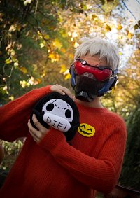 Cosplay-Cover: Soldier76 (Halloween Spray)