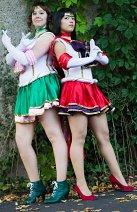 Cosplay-Cover: Sailor Jupiter - Sera Myu [Tamashii]