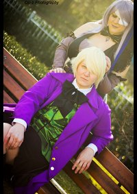 Cosplay-Cover: Alois Trancy (アロイス・トランシー)