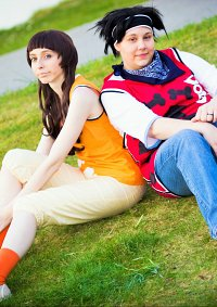 Cosplay-Cover: Olette