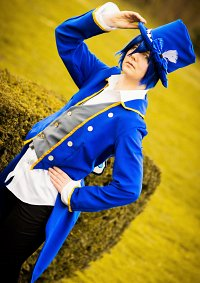 Cosplay-Cover: Kaito in Musicland