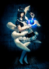 Cosplay-Cover: Ahri Maid