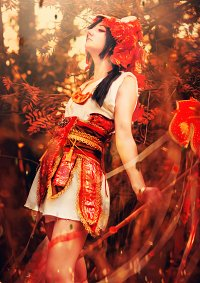 Cosplay-Cover: Shiro Yoshiwara
