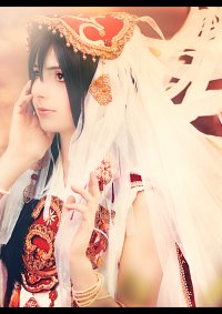 Cosplay-Cover: Shiro Yoshiwara (Goldfisch Version)