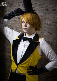 Cosplay-Cover: Bill Cipher
