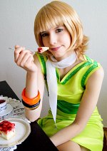 Cosplay-Cover: Cagalli Yula Athha [Tea Time Dress]