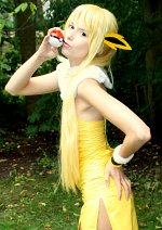 Cosplay-Cover: Jolteon [Gijinka]