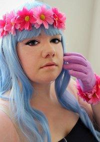 Cosplay-Cover: Sheryl Nome [Blue Diamond Crevasse]