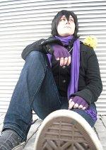 Cosplay-Cover: Hibari Kyouya [Winteroutfit]