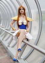 Cosplay-Cover: Angel Lily/Yuri Tanima