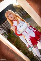Cosplay-Cover: Asuna Yuuki (Knight of the Blood Oath)