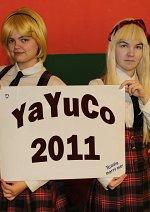 Cosplay-Cover: 2011/11 - YaYuCo in Dachau