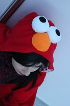 Cosplay-Cover: Elmo