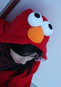 Cosplay-Cover: Elmo