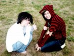 Cosplay-Cover: L Lawliet ↔ Basic