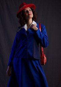 Cosplay-Cover: Agent Peggy Carter