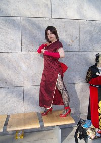 Cosplay-Cover: Anna Williams