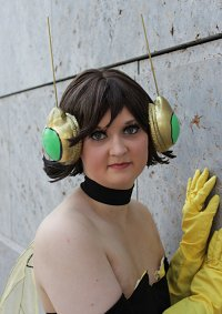 Cosplay-Cover: Wasp (Avengers: Mighty´s Earth Heroes!)