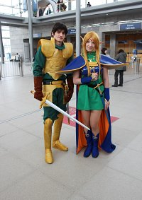 Cosplay-Cover: Parn