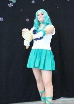 Cosplay-Cover: Super Sailor Neptun