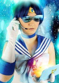 Cosplay-Cover: Sailor Merkur