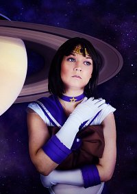 Cosplay-Cover: Super Sailor Saturn