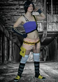 Cosplay-Cover: Yuffie Kisaragi (DoC)