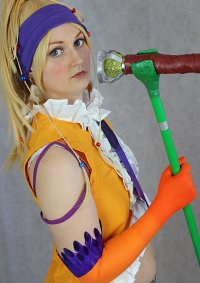 Cosplay-Cover: Rikku ~Diva~