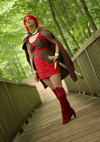 Cosplay-Cover: Shiris (Chronicles of the Heroic Knight)