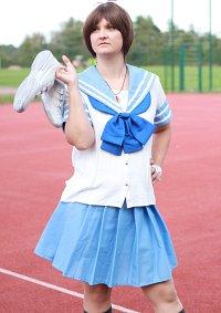 Cosplay-Cover: Hitomi Kanzaki (Movie)
