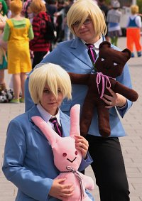 Cosplay-Cover: Mitsukuni Haninosuka [Schuluniform Ouran High]