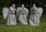 Cosplay-Cover: Weeping Angel