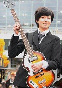 Cosplay-Cover: Sir(James) Paul McCartney (Suit Version) [Beatles]