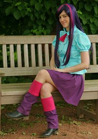 Cosplay-Cover: Twilight Sparkle (Equestria Girls)