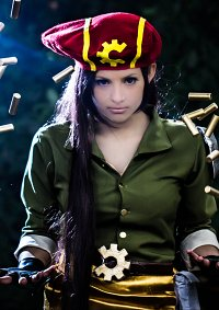 Cosplay-Cover: Resistance Caitlyn