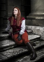 Cosplay-Cover: Charlie Bradbury - LARP and the Real Girl (8.11)