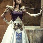 Cosplay: Twillight Princess Zelda  - Artbook!