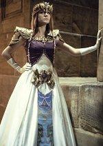 Cosplay-Cover: Twillight Princess Zelda  - Artbook!