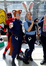 Cosplay-Cover: Nick P. Wilde (Officer)