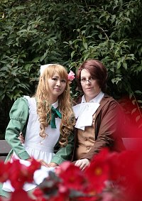 Cosplay-Cover: Roderich Edelstein (Historic)