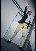 Cosplay-Cover: Shindou Sugata (Schuluniform)