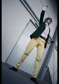 Cosplay-Cover: Shindou Sugata (Schuluniform)