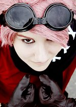 Cosplay-Cover: Natsu Dragneel (Chapter Cover)